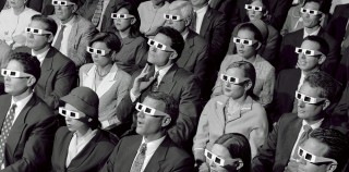 3-D filmler aslında kaç D?